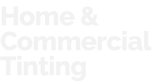 home commercial tinting